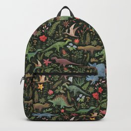 Dinosaur Jungle Backpack