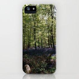 Sea of Blue iPhone Case