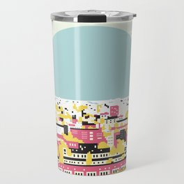 Rooftop view Travel Mug