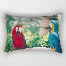 You Can Be My Mirror Baby Rectangular Pillow