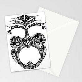 Ta moko Stationery Cards