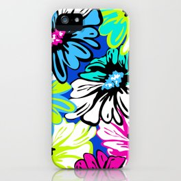 FLOWER POPS 1 iPhone Case