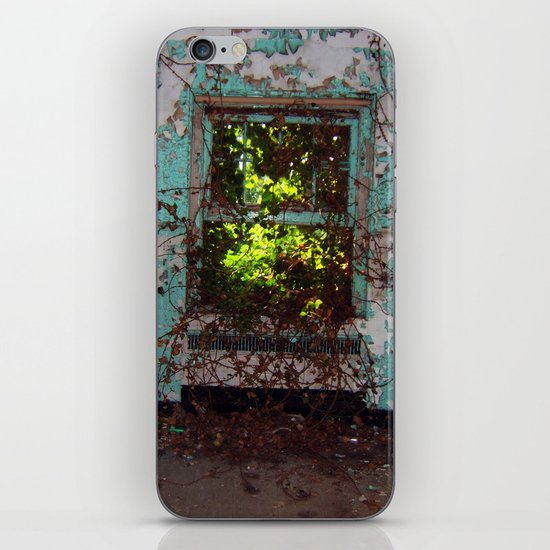 Secret Room iPhone & iPod Skin