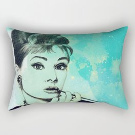 Holly Golightly Rectangular Pillow