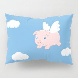 Flying Pig Pillow Sham