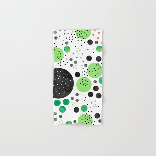 Jungle Coctail Hand & Bath Towel
