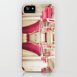 Princess Pink Chambers iPhone Case