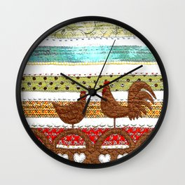 Good morning! Wall Clock