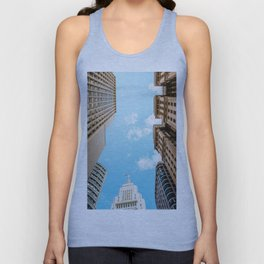 The City Above (Color) Unisex Tank Top