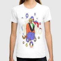 clown T-shirts featuring clown by Karl-Heinz Lüpke