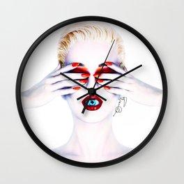 Katy Witness Perry Wall Clock