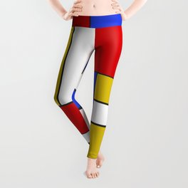 Inspired by a Bus Leggings