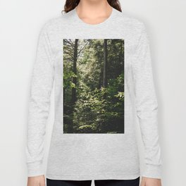 Cramped Forest Long Sleeve T-shirt