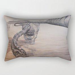 Desert Giants Rectangular Pillow