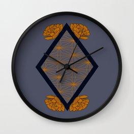 Diamond Wall Clock