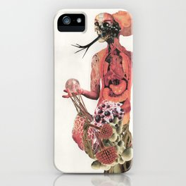 Author of All Woe iPhone Case