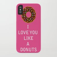 food iPhone & iPod Cases featuring food by mark ashkenazi