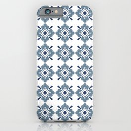 Floral pattern 2 iPhone Case