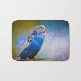 The Budgie Collection - Budgie 2 Bath Mat
