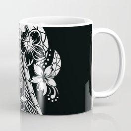 Maui Polynesian Tribal Threads Coffee Mug
