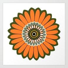 Flower 13 Art Print
