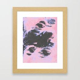Forgetfulness Framed Art Print