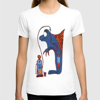dolphin T-shirts featuring Dolphin by JBLITTLEMONSTERS