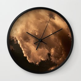 The Clouds #1 Wall Clock