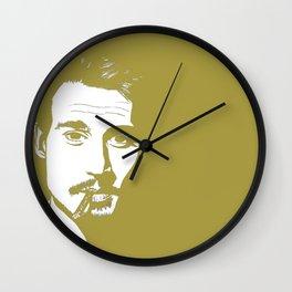Jhonny Depp Wall Clock