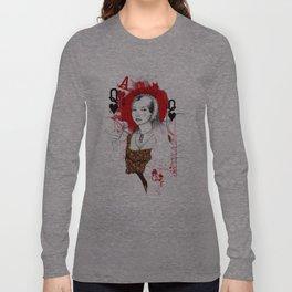 Anne Boleyn Long Sleeve T-shirt