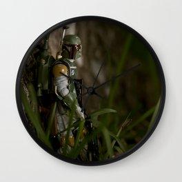 Hunter is the Hunted Wall Clock