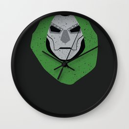 Dr. Doom - Foot Dive Wall Clock