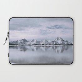 Mountains + Lake Laptop Sleeve
