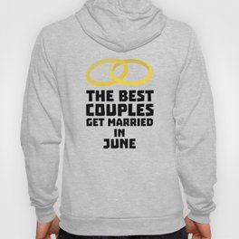 The Best Couples in JUNE T-Shirt D47fs Hoody