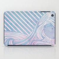 wanderlust iPad Cases featuring Wanderlust by maysgrafx