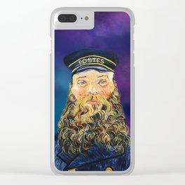 Joseph Roulin 2 Clear iPhone Case