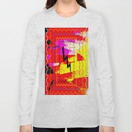 lightning stamp II Long Sleeve T-shirt