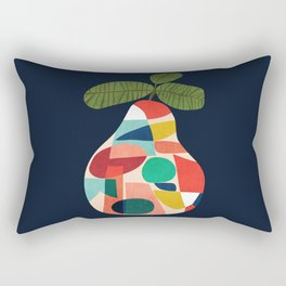 Fresh Pear Rectangular Pillow