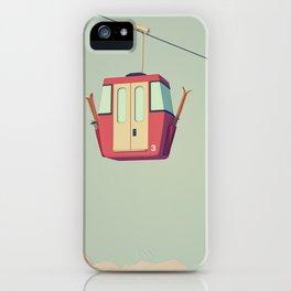 Powder Express iPhone Case