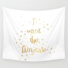 Fairytale 2 Wall Tapestry