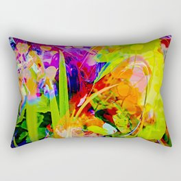 Nature Abstract 2 Rectangular Pillow