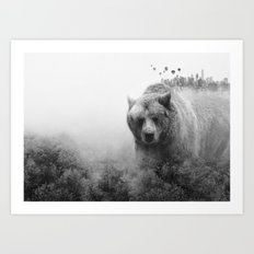 The best of all worlds  Art Print