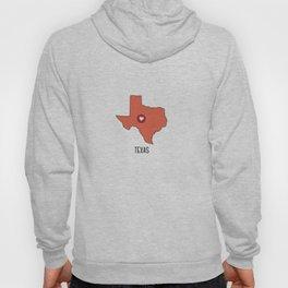 Texas State Heart Hoody