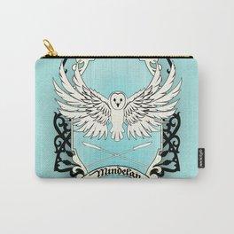 Mindelan Crest Carry-All Pouch