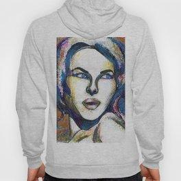 Pop Art Woman Hoody