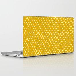 Yellow Modernist Laptop & iPad Skin