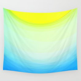 SUNNY DAY - Abstract Graphic Iphone Case Wall Tapestry