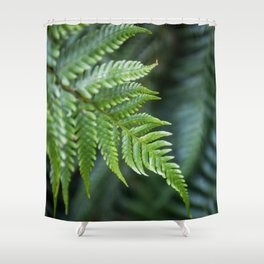 Fern Hollow Shower Curtain