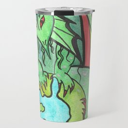 Earth Keeper Dragon Travel Mug