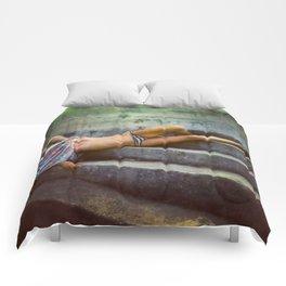 Going Down Comforters